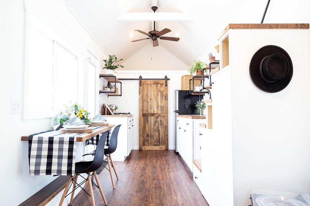 Vinyl Plank Flooring - Rumspringa by Liberation Tiny Homes