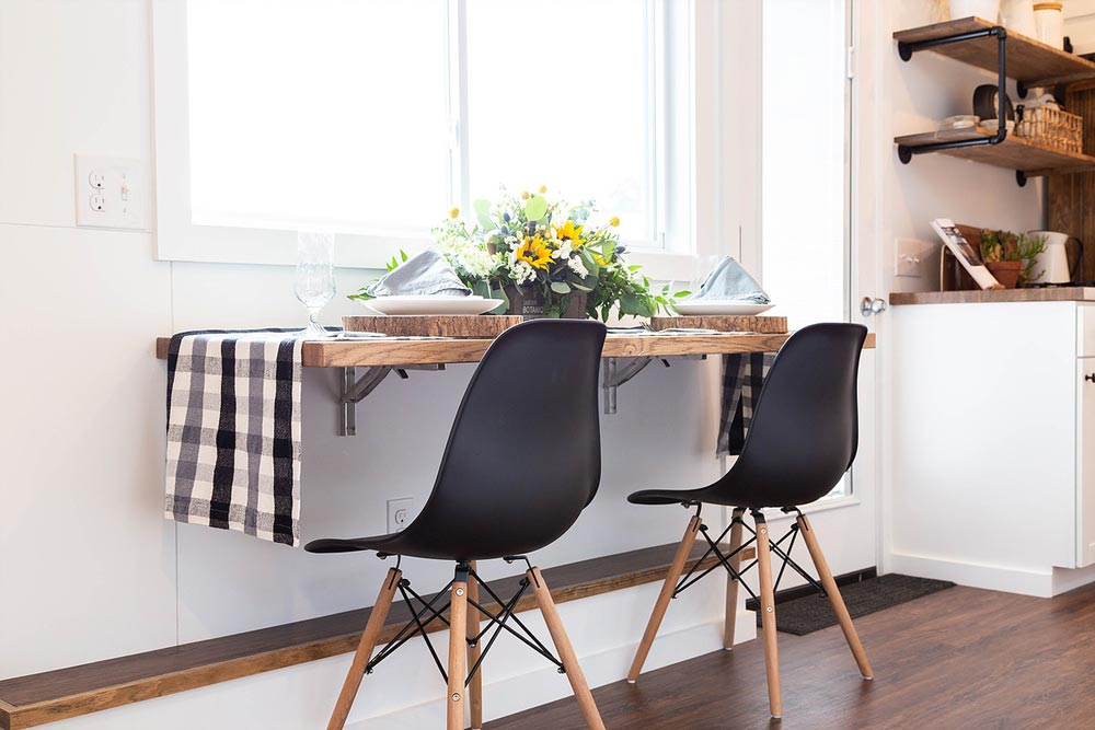 Drop Down Table - Rumspringa by Liberation Tiny Homes