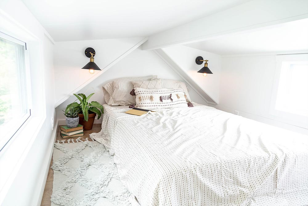Bedroom Loft - Rumspringa by Liberation Tiny Homes