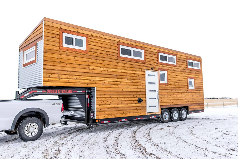 Tiny Show Home by Vagabond Tiny Homes