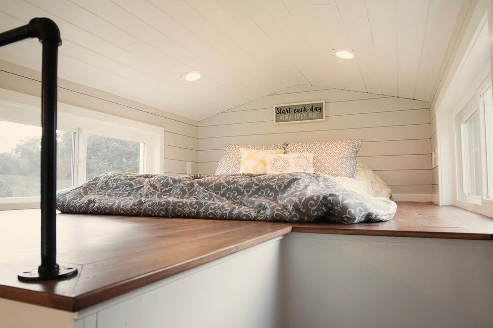 Bedroom Loft - Dream by Big B's Tiny Homes