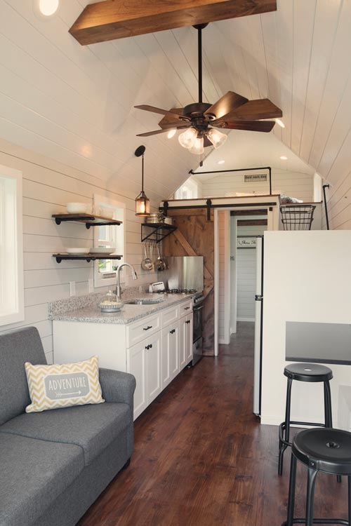 Interior View - Dream by Big B's Tiny Homes