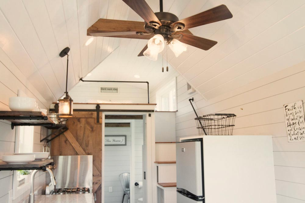Ceiling Fan - Dream by Big B's Tiny Homes