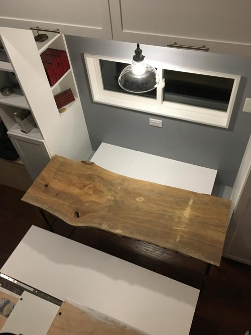 Table For Six - Expedition by Maverick Tiny Homes