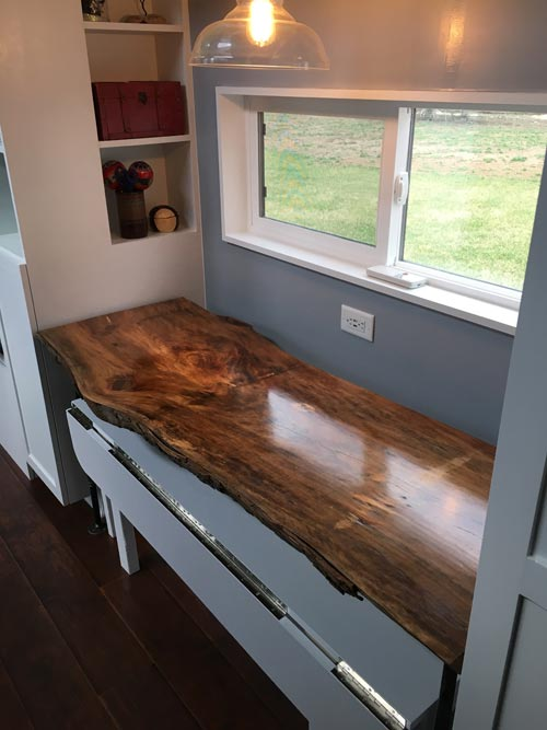 Sycamore Table - Expedition by Maverick Tiny Homes
