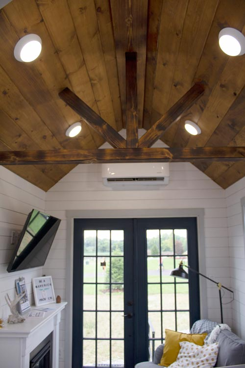 Open Beams - Maverick by Maverick Tiny Homes