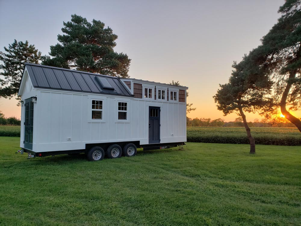 Side View - Maverick by Maverick Tiny Homes