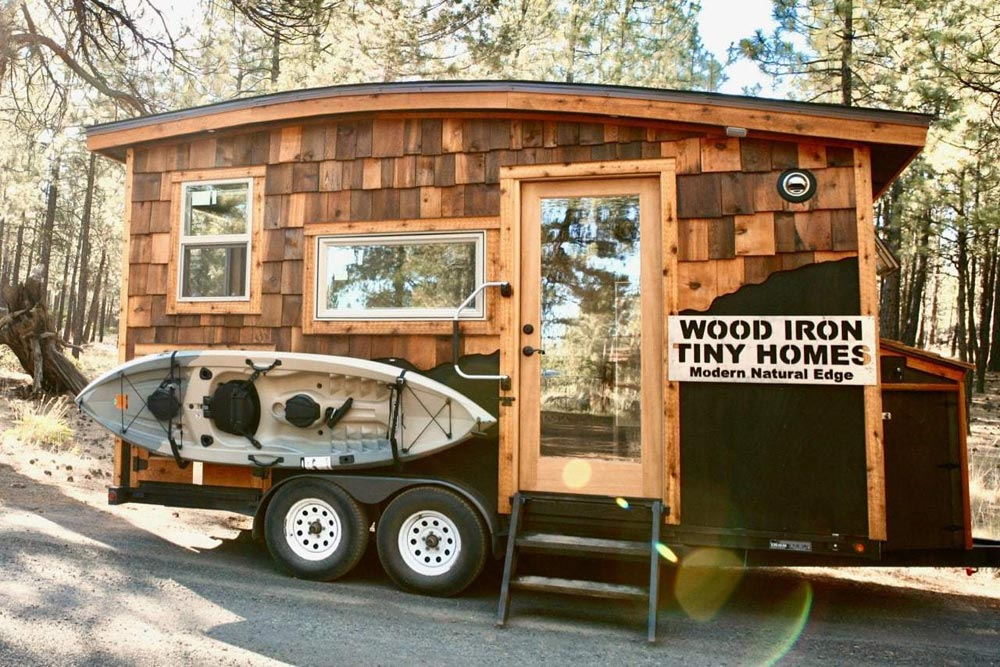 McKenzie by Wood Iron Tiny Homes