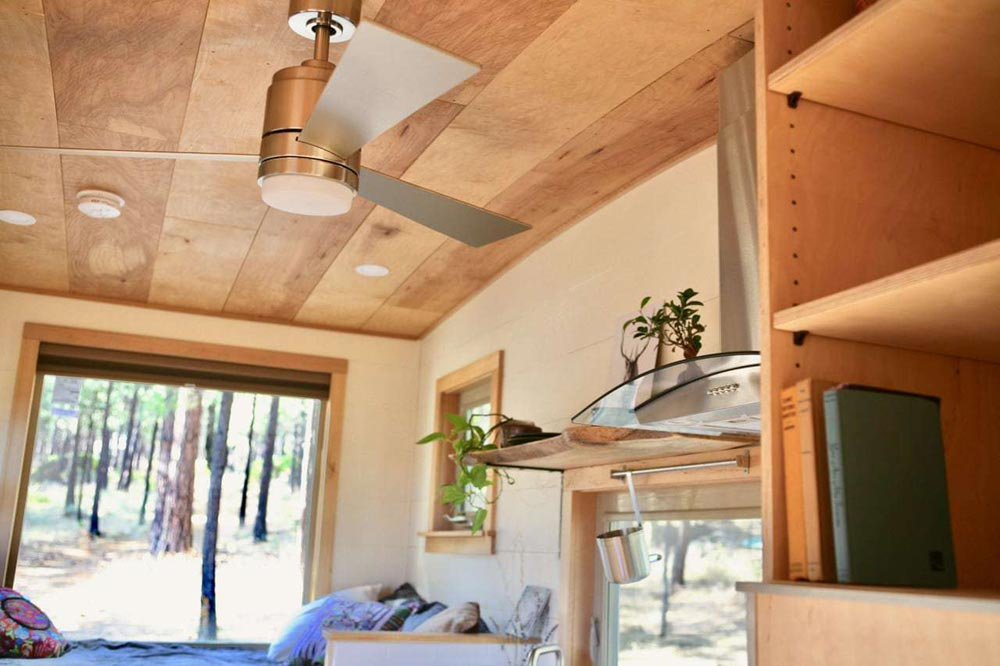 Ceiling Fan - McKenzie by Wood Iron Tiny Homes