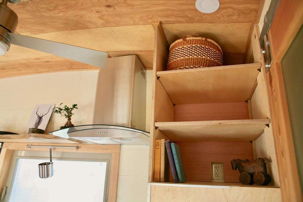 Kitchen Storage - McKenzie by Wood Iron Tiny Homes