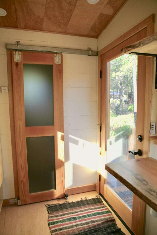 Barn Door - McKenzie by Wood Iron Tiny Homes