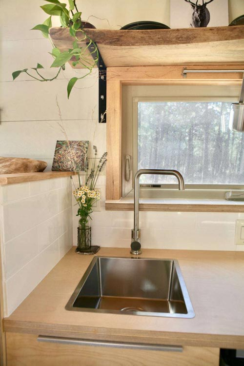 Deep Sink - McKenzie by Wood Iron Tiny Homes