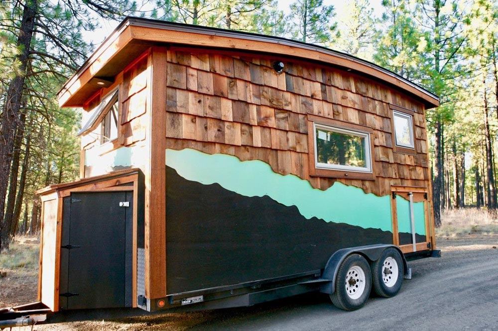 River Accent Piece - McKenzie by Wood Iron Tiny Homes