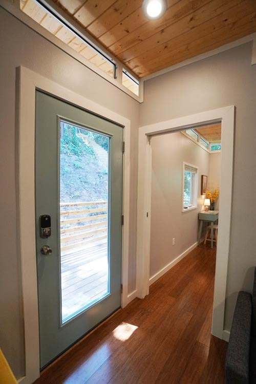 Front Door - Modern Dwell 16x26 by Kanga Room Systems