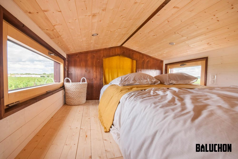 Bedroom Loft - Pampille by Baluchon