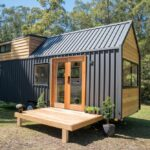 Sojourner by Häuslein Tiny House Co