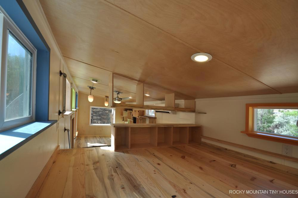 Loft Storage - Tandy by Rocky Mountain Tiny Houses
