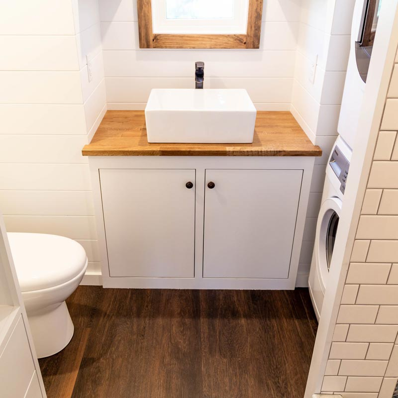 Vessel Sink - Tedesco by Liberation Tiny Homes