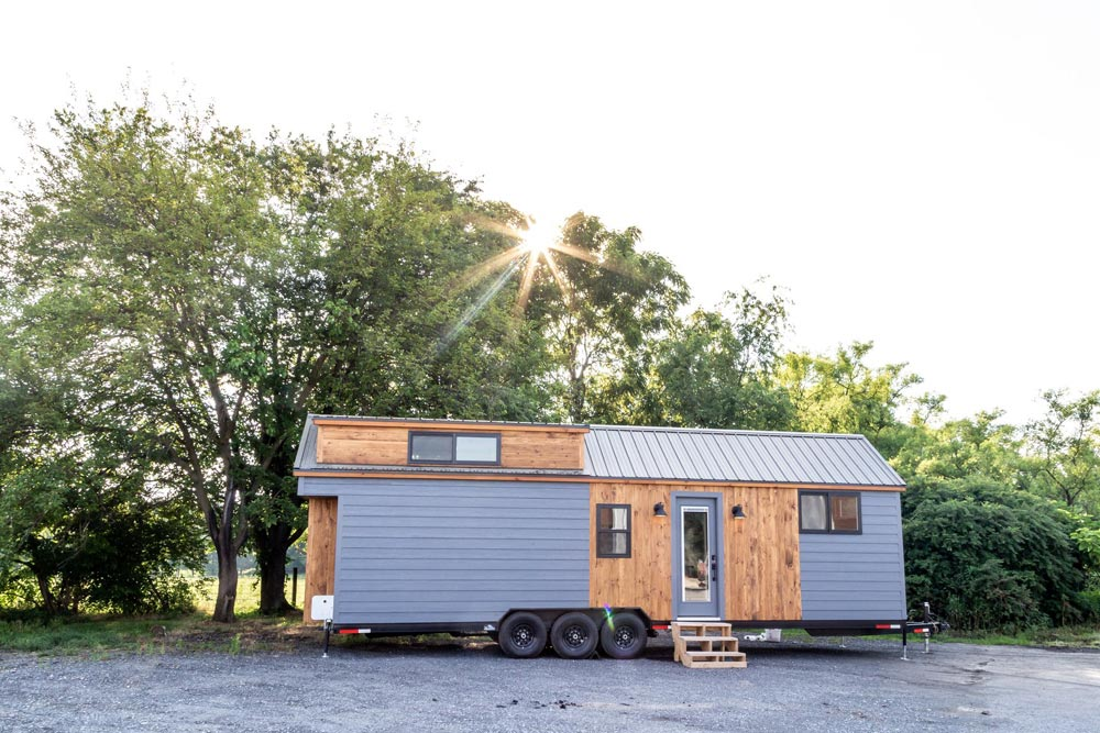 Modern Farmhouse - Tedesco by Liberation Tiny Homes