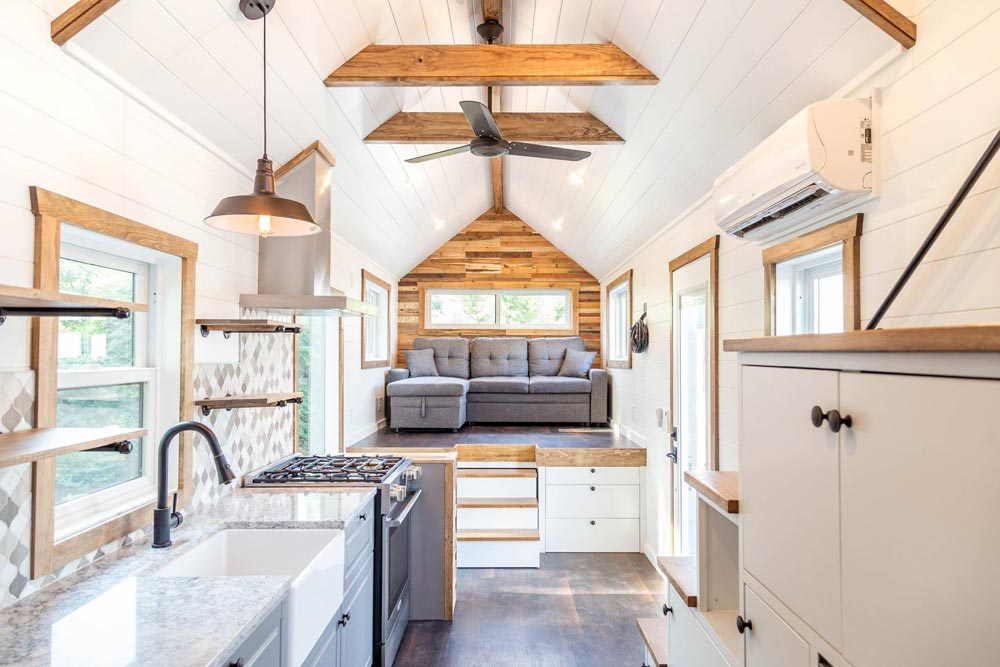 Interior View - Tedesco by Liberation Tiny Homes
