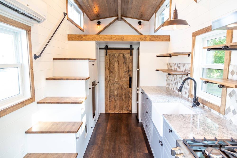Barn Door - Tedesco by Liberation Tiny Homes