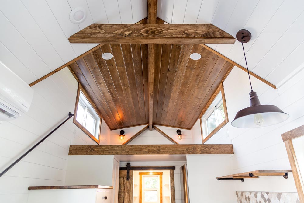 Ceiling Detail - Tedesco by Liberation Tiny Homes