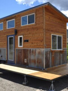 Ad Astra by Rocky Mountain Tiny Houses