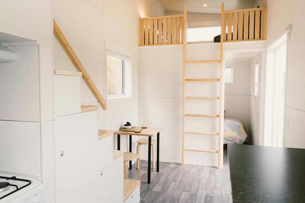 Entryway - Archer Tiny House by Build Tiny