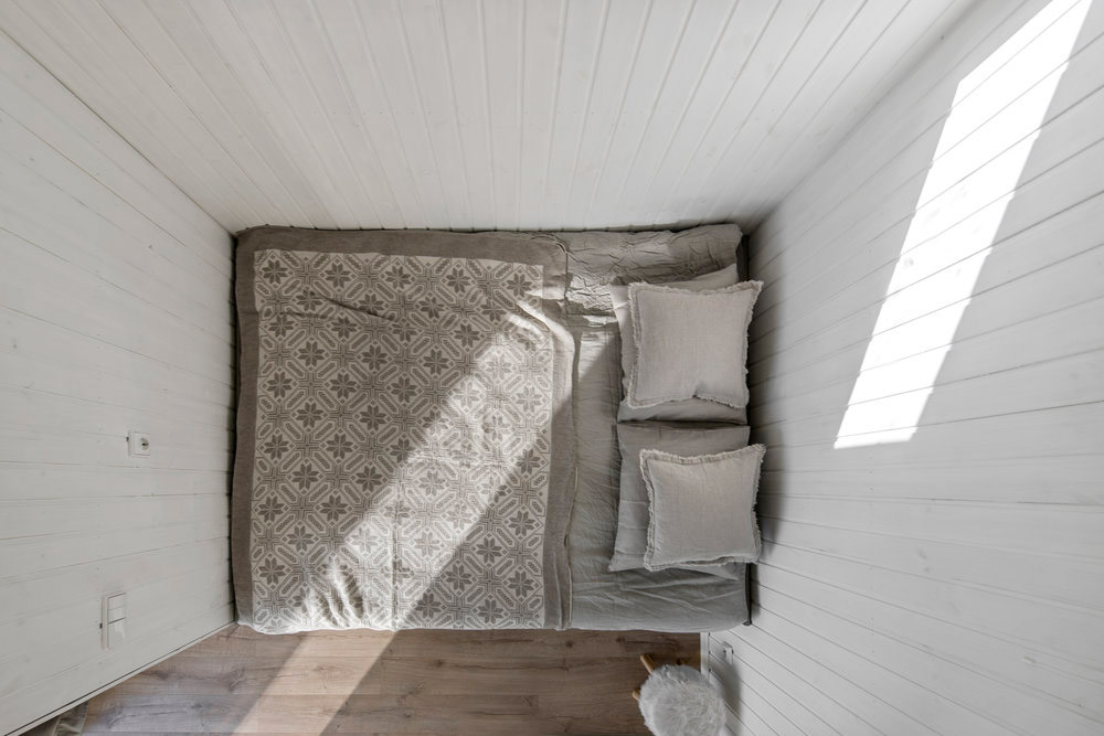 Bedroom Nook - Etno Hut