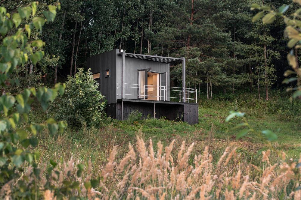 Exterior View - Etno Hut