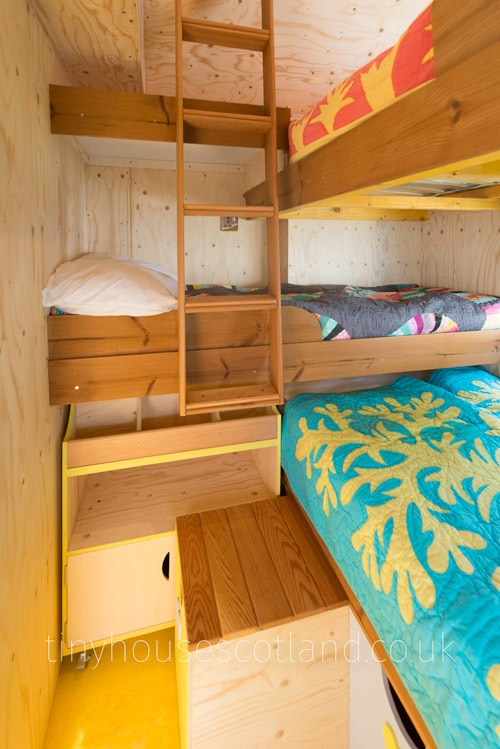 Storage - NestPod by Tiny House Scotland