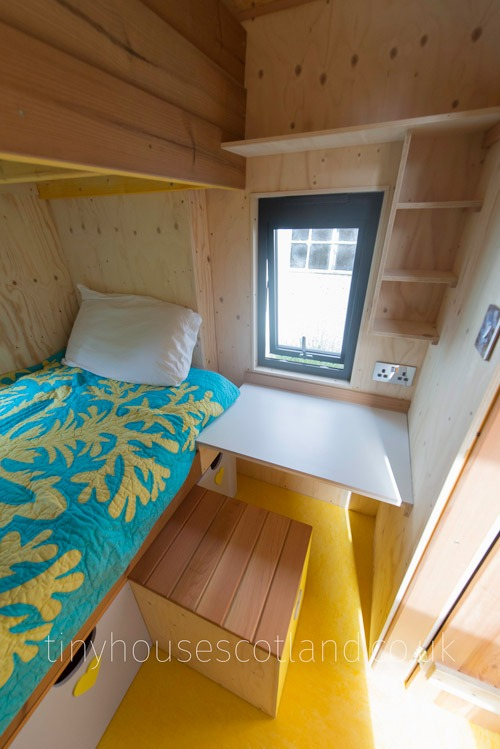Desk - NestPod by Tiny House Scotland