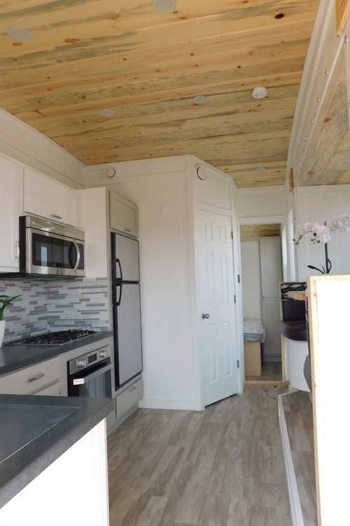Kitchen - Ozark by Tiny Idahomes