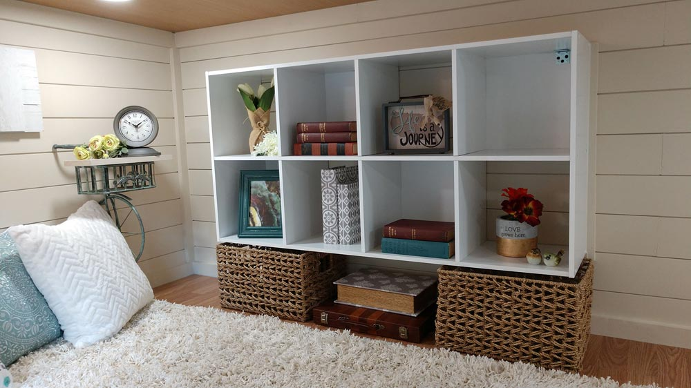 Storage Cubbies - Sparrow by Blue Sky Tiny Homes