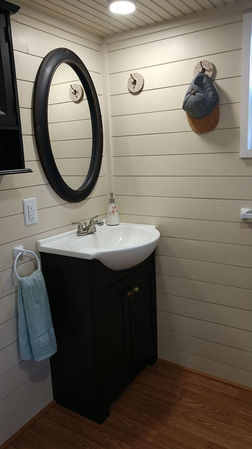 Bathroom Sink - Sparrow by Blue Sky Tiny Homes