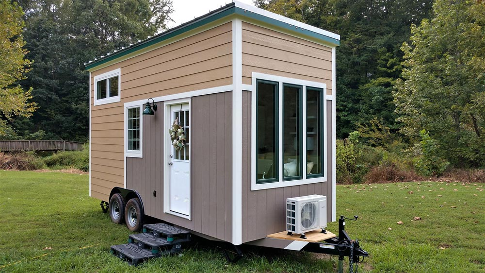 Three Windows - Sparrow by Blue Sky Tiny Homes
