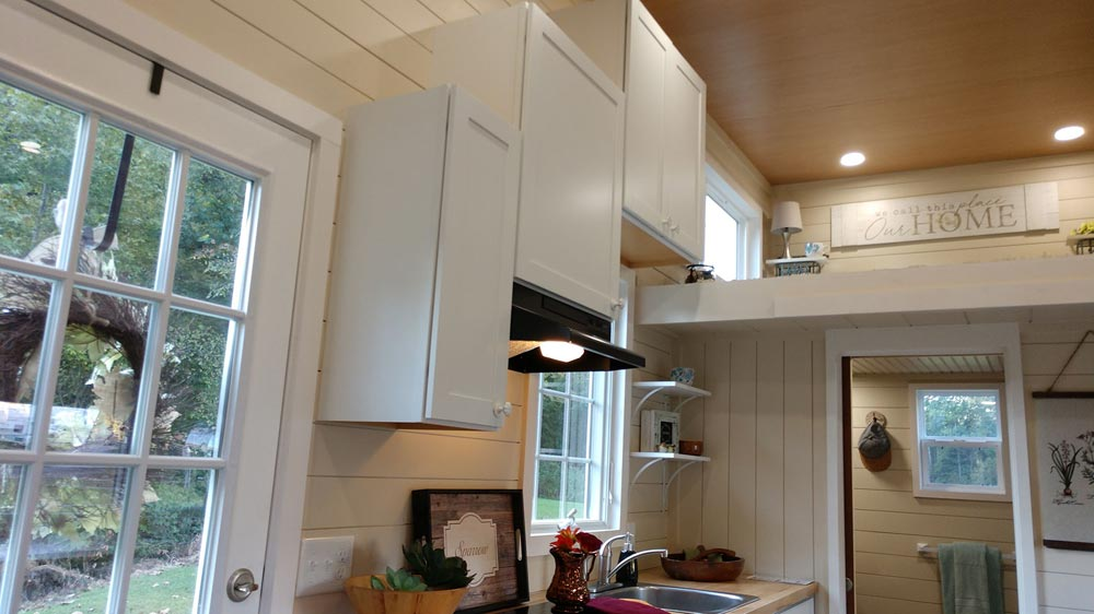Kitchen Cabinets - Sparrow by Blue Sky Tiny Homes