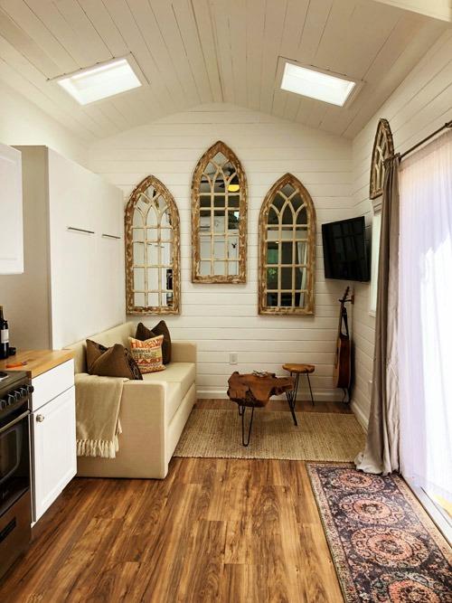 Living Room - The Stumble Home