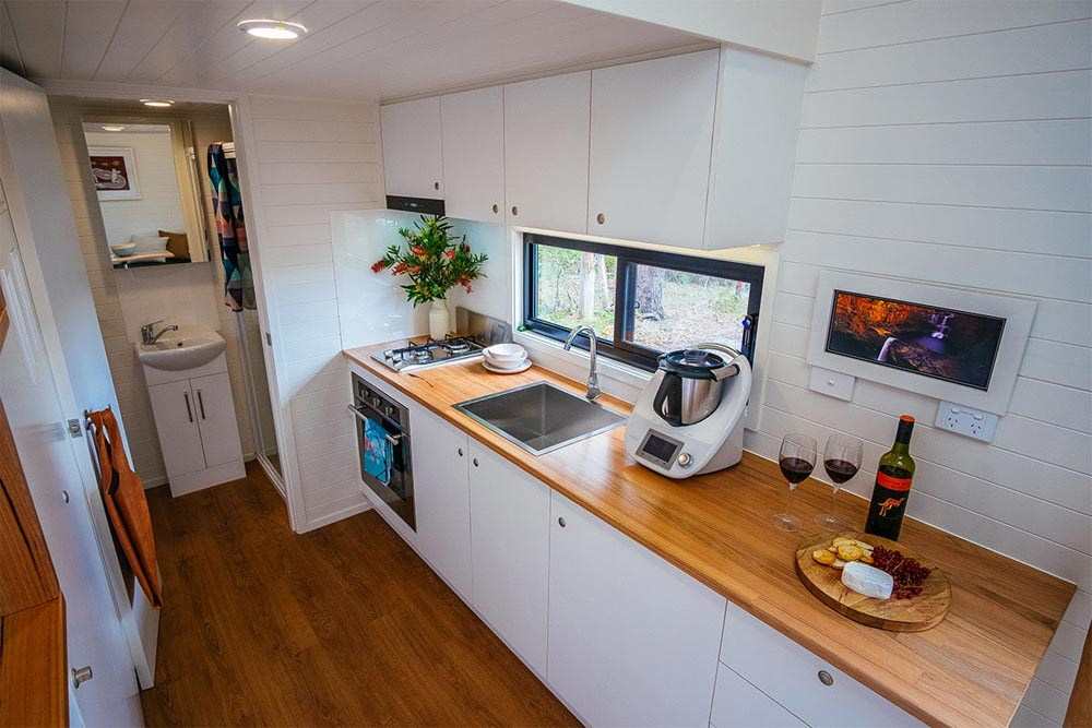 Kitchen - Adventure Series 6000SL by Designer Eco Homes