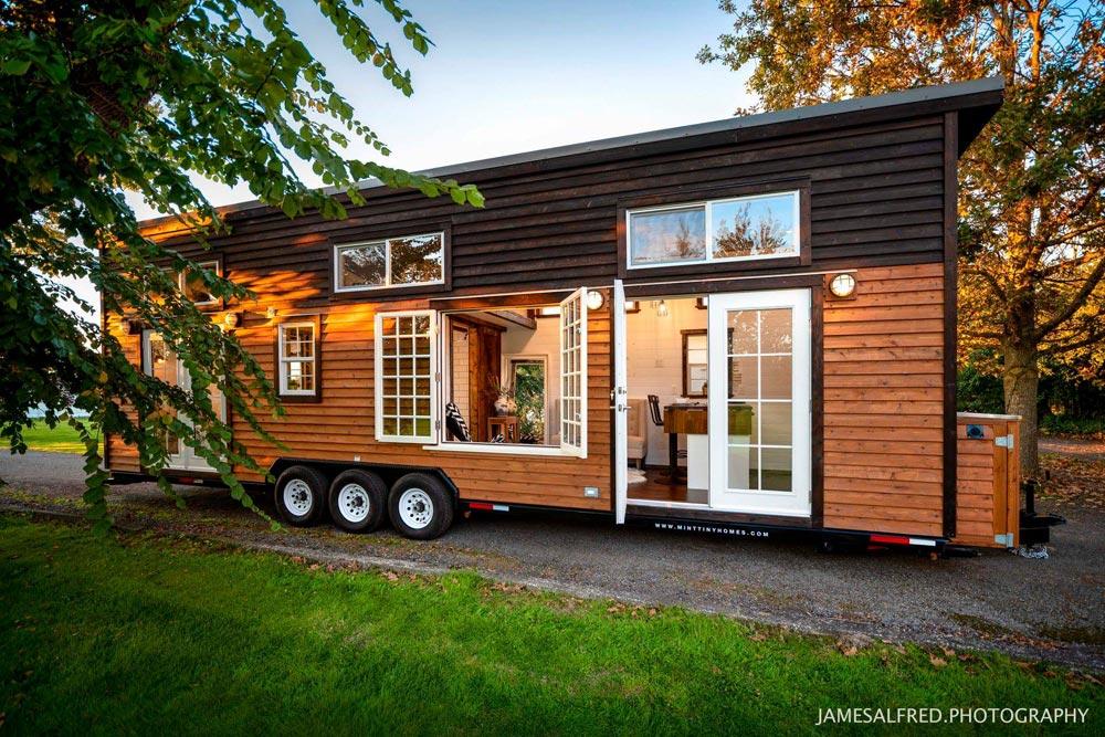 Custom 34' by Mint Tiny Homes