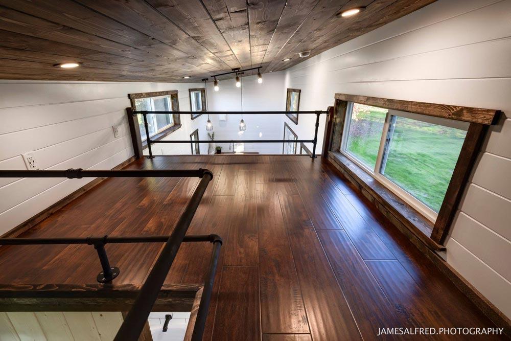 Large Loft - Custom 34' by Mint Tiny Homes