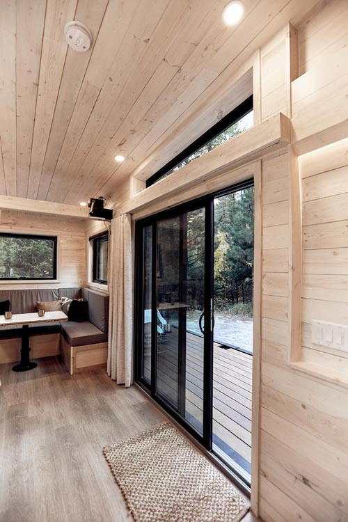 Sliding Glass Door - Draper by Land Ark