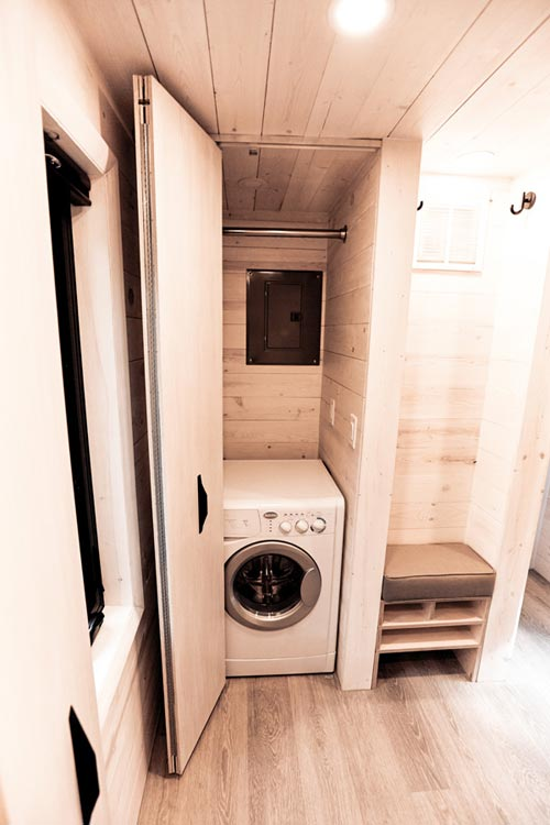 Washer/Dryer - Draper by Land Ark