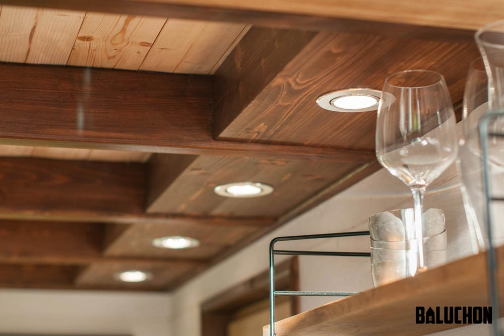 Box Beam Ceiling - Epona by Baluchon