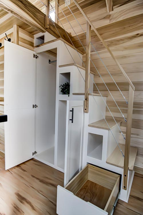 Storage Spaces - Hatteras by Modern Tiny Living