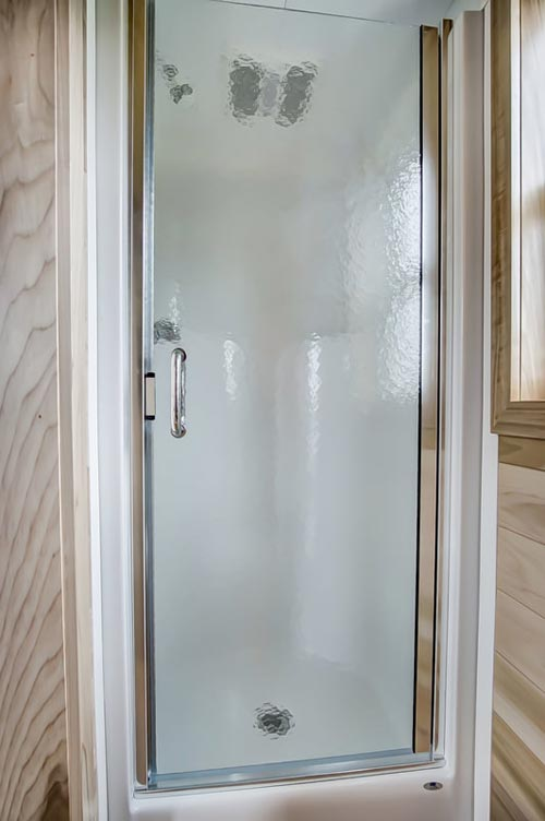 Shower Door - Hatteras by Modern Tiny Living