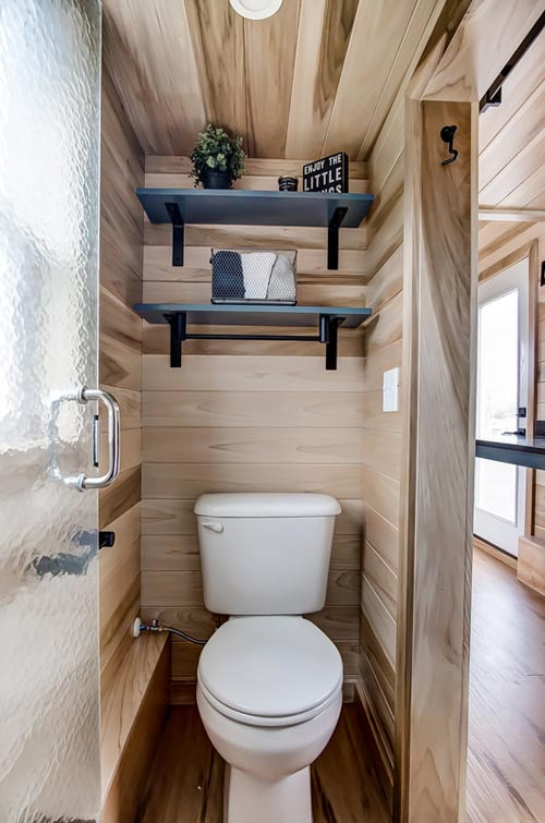 Bathroom - Hatteras by Modern Tiny Living