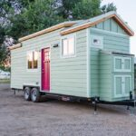 KerriJo's Tiny House by MitchCraft Tiny Homes