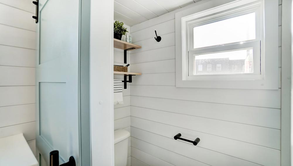 Bathroom - Ocracoke by Modern Tiny Living
