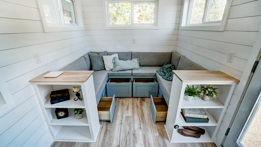 Storage Drawers - Ocracoke by Modern Tiny Living